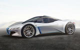 BMW i8 2nd generation Autocar render