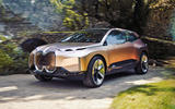 BMW iNext digital preview