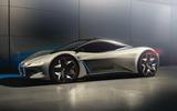 BMW hybrid supercar render