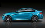 BMW M2 Gran Coupé render