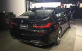 BMW M340i LA motor show reveal - rear