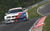 The BMW M3 has become a racing icon