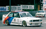 A winner from the start: the BMW M3 sealed championship titles in its first year