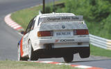The BMW M3 won races on all the toughest tracks – including the Nordschleife