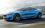 2020 BMW M4 render by Autocar