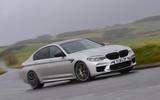 BMW M5 Competition - top ten super saloons