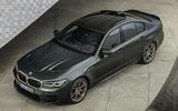 BMW M5 CS leak image18.06
