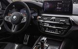 BMW M5 CS leak image18.22