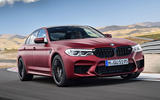Insight: How the BMW M5 makes four-wheel drive count