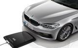 Under the skin - BMW wireless car charging