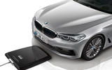 Under the skin - BMW wireless car charging