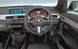 BMW X1 nearly-new buying guide - interior