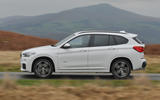 BMW X1 nearly-new buying guide - tracking side