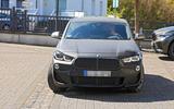 BMW X2 test mule