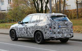 2018 BMW X5 spotted in new bodywork