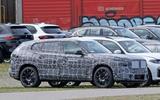 2020 BMW X8 prototype