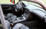 Used Buying Guide: BMW Z3M Coupe - interior