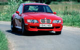 Used Buying Guide: BMW Z3M Coupe - hero front