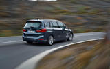 BMW 2 Series Gran Tourer Rear Bend Country Road