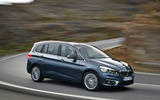 BMW 2 Series Gran Tourer Side Country Road
