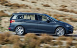 BMW 2 Series Gran Tourer Side Desert
