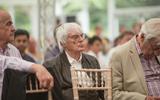 Bernie Ecclestone at Bonhams Goodwood