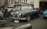 Daimler V8 Vicarage cabriolet