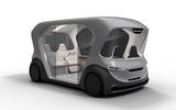 Bosch autonomous vehicle