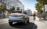 Self-driving car render