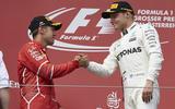 Bottas Vettel Austria