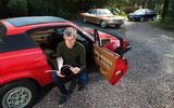 1965 Chevrolet Corvair Monza Corsa 140 Coupé, 2001 Rover 75 2.5 V6 Connoisseur SE, 1980 Triumph TR7 FHC