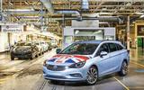 Brexit car factory