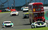 London bus British GT 2017