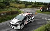 British Rally Championship Ulster