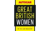 Great British Women in the Car Industry 2019