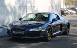 Buy them before we do - Audi R8
