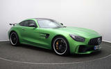 Buy them before we do - Mercedes-AMG GT R