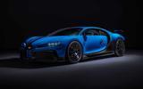 Bugatti Chiron Pur Sport front studio