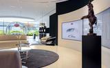 Bugatti opens its largest showroom in Dubai