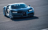 29: 2017 Bugatti Chiron - NEW ENTRY