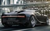 Bugatti Chiron Noire Elegance