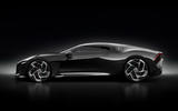 Bugatti La Voiture Noire official press photos - side