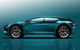 Bugatti SUV render