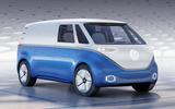 Volkswagen reveals ID Buzz Cargo van as latest MEB family member