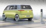 VW Buzz Cargo van