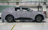 2019 Byton electric SUV begins testing ahead of 2019 launch