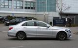 Mercedes-Benz C-Class facelift