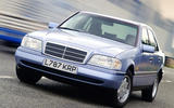 1997 Mk1 W202 Mercedes-Benz C-Class