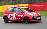 Citroën C1 racing