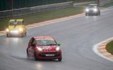 Citroën C1 racing